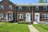 5226 Cromarty Road Baltimore MD, 21229