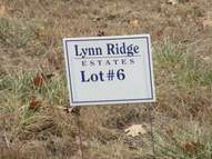 Lot 6  Lynn Ridge  Estates Lynnville IN, 47619