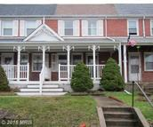 1731 Searles Road Baltimore MD, 21222