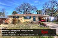 405 W M North Little Rock AR, 72116