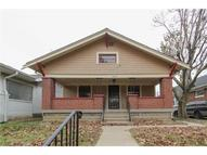 2656 Manker Street Indianapolis IN, 46203