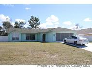 4382 Montano Ave Spring Hill FL, 34609