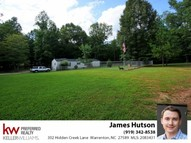 302 Hidden Creek Lane Warrenton NC, 27589