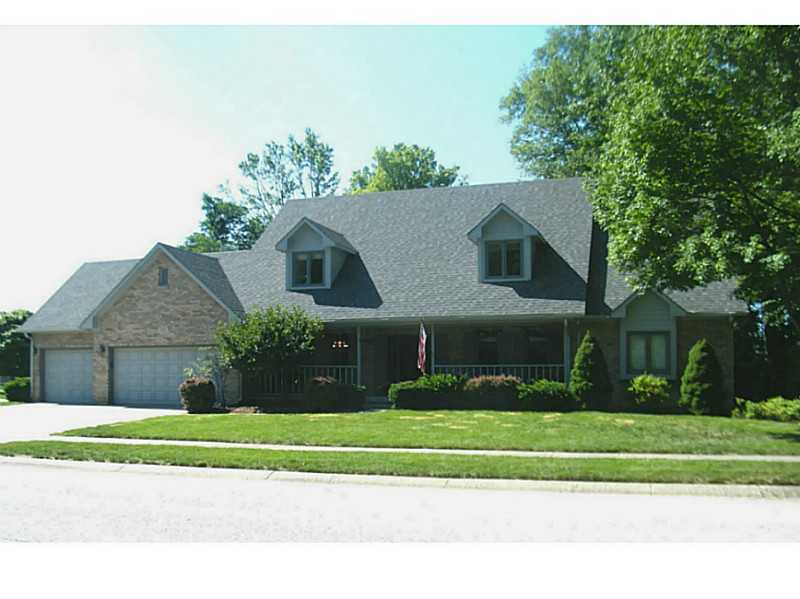 7629 Williamsburg Dr Plainfield IN, 46168