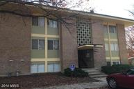 7116 Donnell Place B-7 District Heights MD, 20747