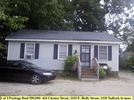 416 Chester Street Rocky Mount NC, 27804