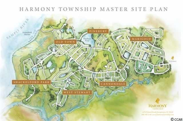Lot 1003  Harmony Township Georgetown SC, 29440