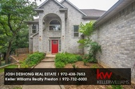 970 Tourmaline Cv Oak Point TX, 75068