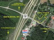 0 Old Route 19 Birch River WV, 26610