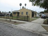 1903 North Riddle Street Los Angeles CA, 90059