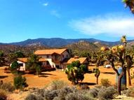 47070 Burns Canyon Road Yucca Valley CA, 92284