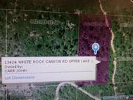 13424 White Rock Canyon Road Upper Lake CA, 95485