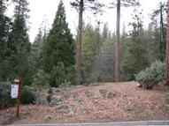 58 Lot #58 Dogwood Creek Drive  #58 Bass Lake CA, 93604