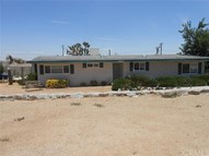 60720 Natoma Trail Joshua Tree CA, 92252