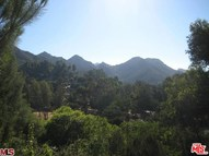0 Lookout Road Agoura CA, 91301