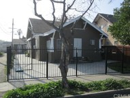 1242 East 43rd Place Los Angeles CA, 90011