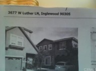 3677 West Luther Lane Inglewood CA, 90305