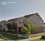 19067 E. 57th Place Denver CO, 80249