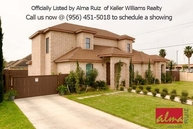 3518 Lancelot Lane Edinburg TX, 78539