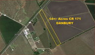 County Road 171 Danbury TX, 77534