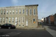 1614 Lanvale Street East Baltimore MD, 21213