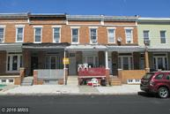 1656 25th Street East Baltimore MD, 21213