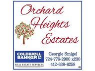 Lot 4 Orchard Heights Estates Gibsonia PA, 15044