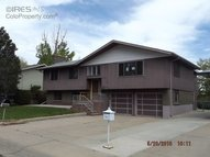1623 26th Ave Ct Greeley CO, 80634