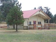40 Turnabout Lane Florissant CO, 80816