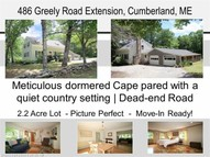 486 Greely Road Extension Cumberland ME, 04021