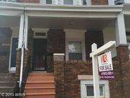 3802 Cottage Avenue Baltimore MD, 21215