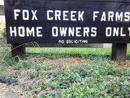 Fox Creek Rd Friendsville TN, 37737