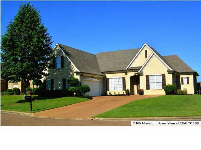 3405 Wolf Creek Place Southaven MS, 38672