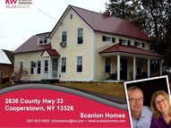 2836 County Highway 33 Cooperstown NY, 13326