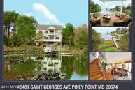 45401 Saint Georges Avenue Piney Point MD, 20674