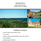 Lot 2 Garibaldi Ranch Jackson CA, 95642