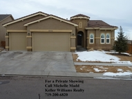 6412 Tenderfoot Drive Colorado Springs CO, 80923