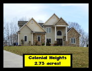 1169 Colonial Heights Dr North Wilkesboro NC, 28659