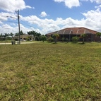 1051 Nw 37th Ave Blk 4209 Lots 26,27 Cape Coral FL, 33993