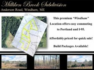 22 Anderson Rd Windham ME, 04062