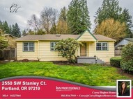 2550 Sw Stanley Ct. Portland OR, 97219