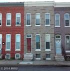 1631 Montford Avenue North Baltimore MD, 21213