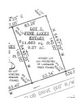 Lot 5 Country Club Myrtle Beach SC, 29577