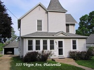 335 Virgin Ave Platteville WI, 53818