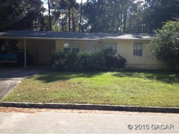 2341 Nw 54th Place Gainesville FL, 32653