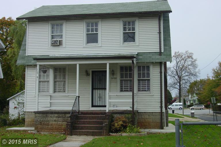 3200 Rogers Avenue Baltimore MD, 21215
