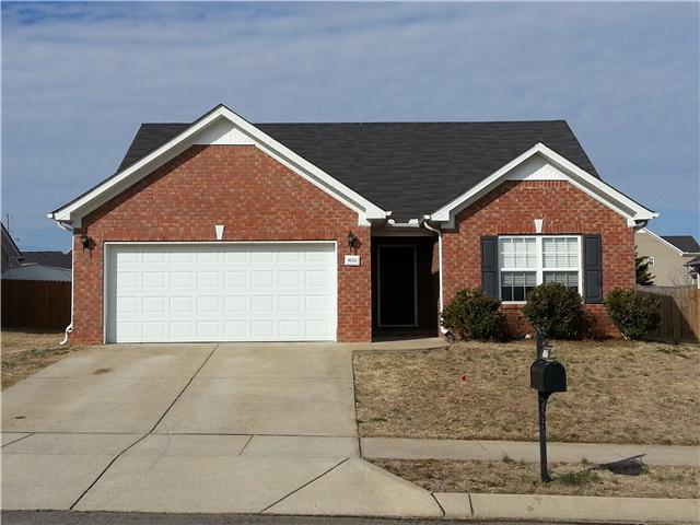 4056 Sequoia Trl Spring Hill TN, 37174