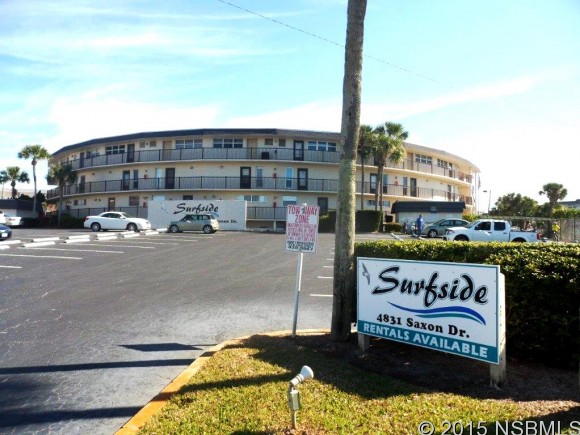 4831 Saxon Dr  #233 New Smyrna Beach FL, 32169
