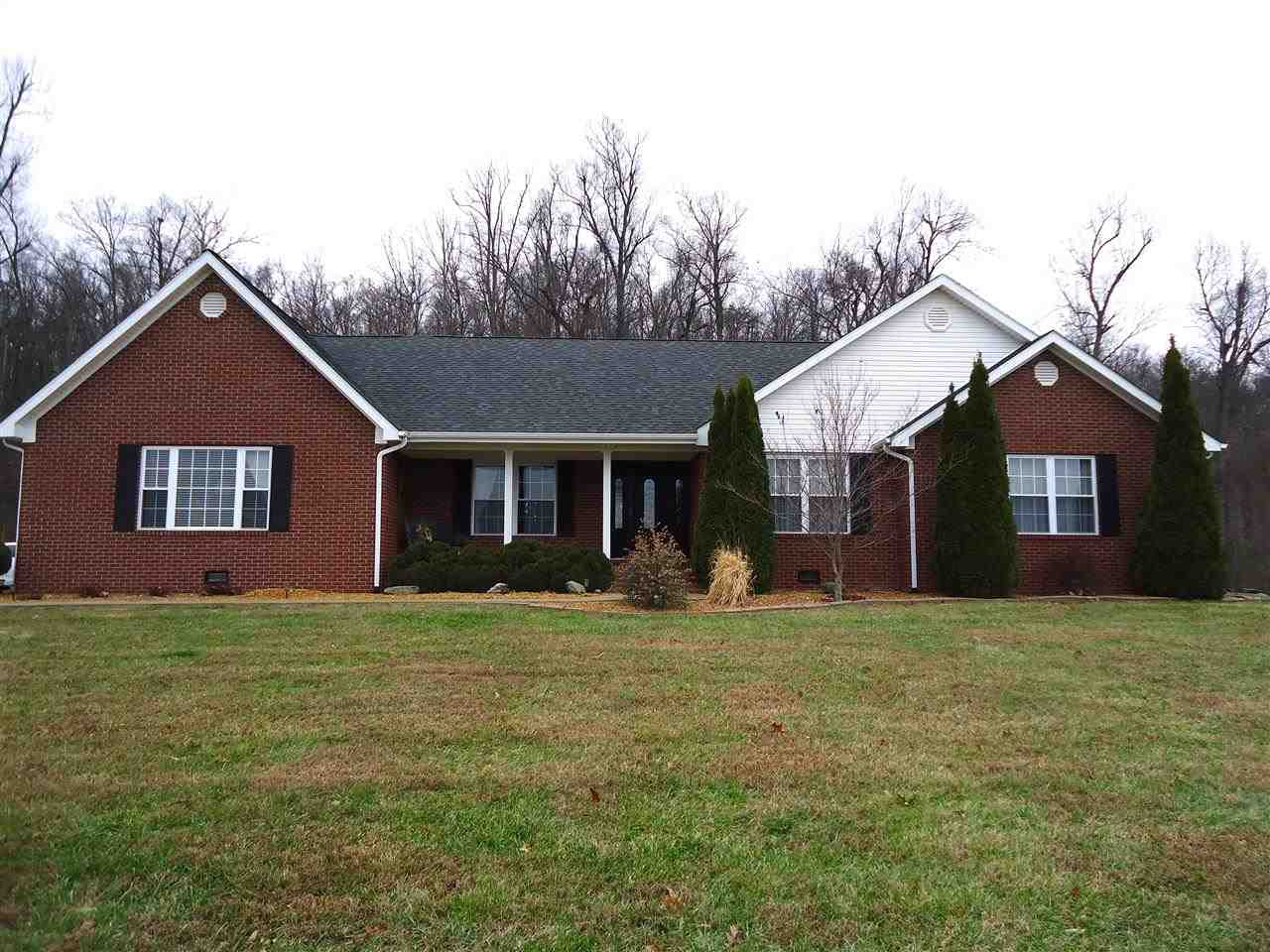 2451 Cool Springs Rd Marion KY, 42064