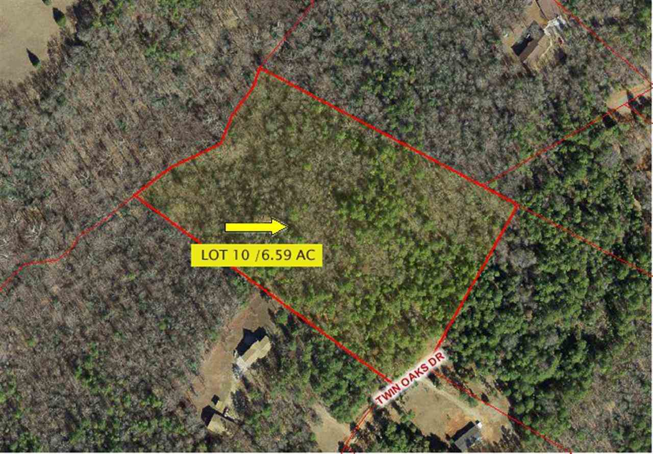 Lot 10 Twin Oaks Drive Honea Path SC, 29654